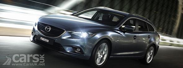Photo Fo 2013 Mazda6 Driving