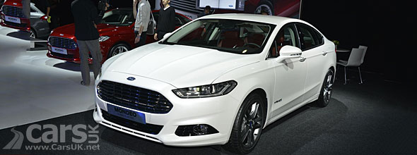 Photo of 2013 Ford Mondeo