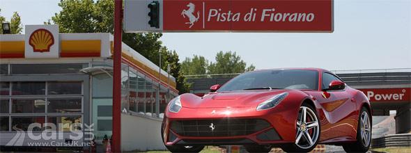 Photo of Ferrari F12 Berlinetta