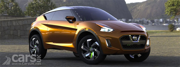 Photo of Nissan Extrem Concept in Brazil
