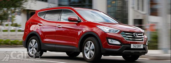 Photo of new Hyundai Santa Fe
