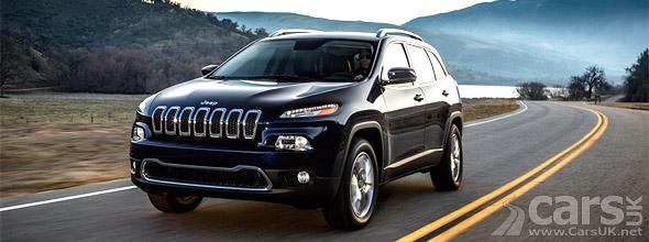 2014 Jeep Cherokee image