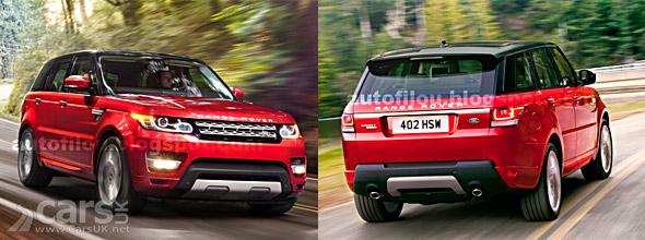 Photo 2014 Range Rover Sport