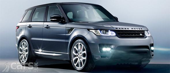 2014 Range Rover Sport photo