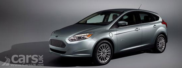 Photo of Ford Focus EV Europe