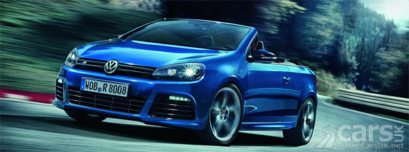 Photo Golf R Cabriolet