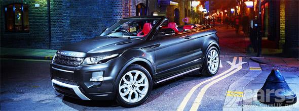 Photo Range Rover Evoque Convertible