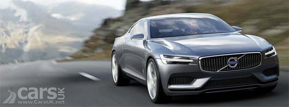 Photo Volvo Concept Coupe