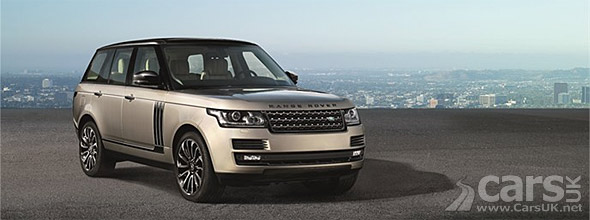 Photo 2014 Range Rover Black Design Pack
