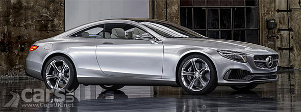 Photo Mercedes S-Class Coupe