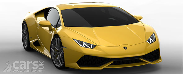 Photo Lamborghini Huracan: OFFICIAL
