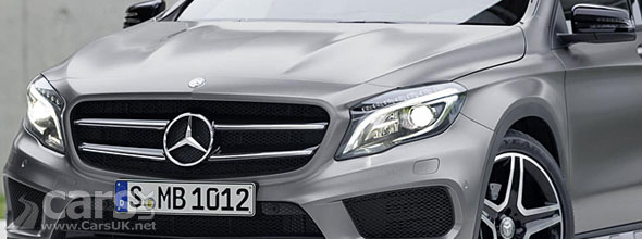 Mercedes GLC Coupe SUV /Crossover planned