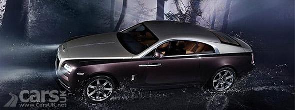 Photo Rolls Royce Wraith