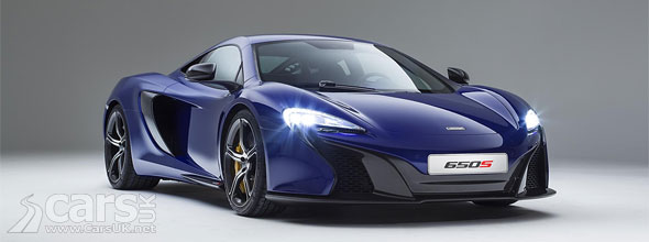 New Mclaren 650s Coupe Spider Official Cars Uk