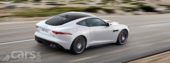 It Looks Like Thereu0027s Going To Be A More Focused, Lightweight Jaguar F Type  Coupe U0027Club Sportu0027 On The Way As Jaguar Seek To Exploit Their New Sports  Car.