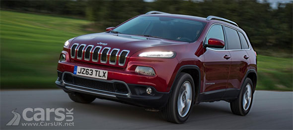 Jeep's 'ugly Is The New Appealing' Cherokee Costs From £25495