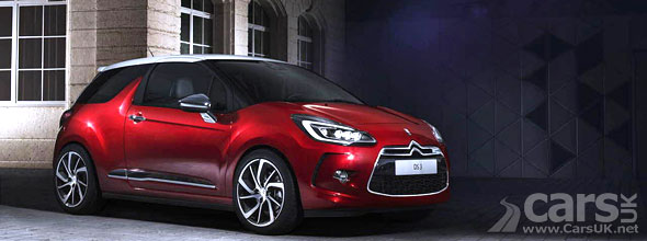 Citroen Ds3 And Ds3 Cabrio Facelift Revealed Cars Uk