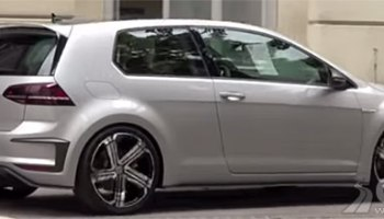 VW Golf R400 or R420 will be a limited edition Golf  Cars UK
