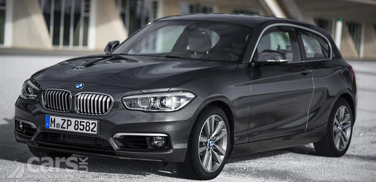 2015 bmw 1 series facelift includes new 3 cylinder engines. Black Bedroom Furniture Sets. Home Design Ideas
