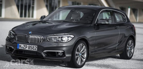 BMW Series Facelift Includes New Cylinder Engines Cars UK - Bmw 1 series 2015