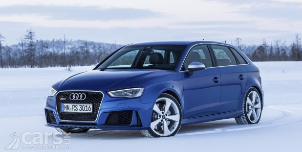 2015 Audi RS3 Sportback price & specs - costs from £39,950 | Cars UK