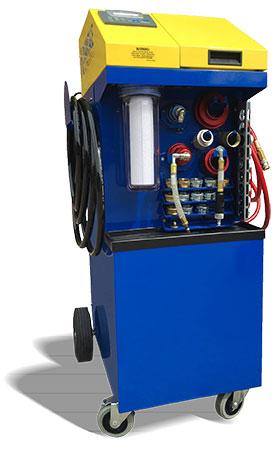 Photo New EDT Machine