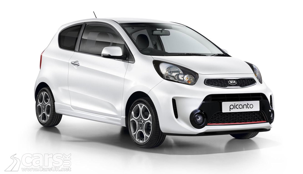 kia launches special edition models of the picanto and. Black Bedroom Furniture Sets. Home Design Ideas