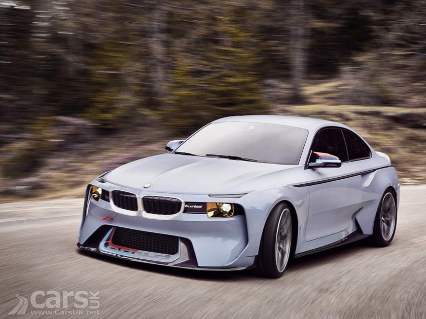 BMW 2002 Hommage Concept at Villa d\'Este celebrates BMW\'s original ...