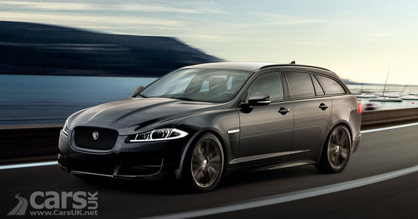 New Jaguar XF Sportke WILL arrive in 2017 - and with an SVR ...