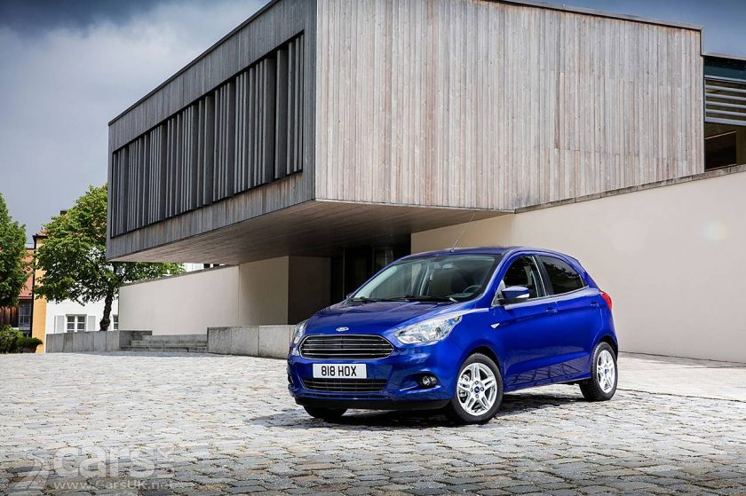 Photo New Ford Ka