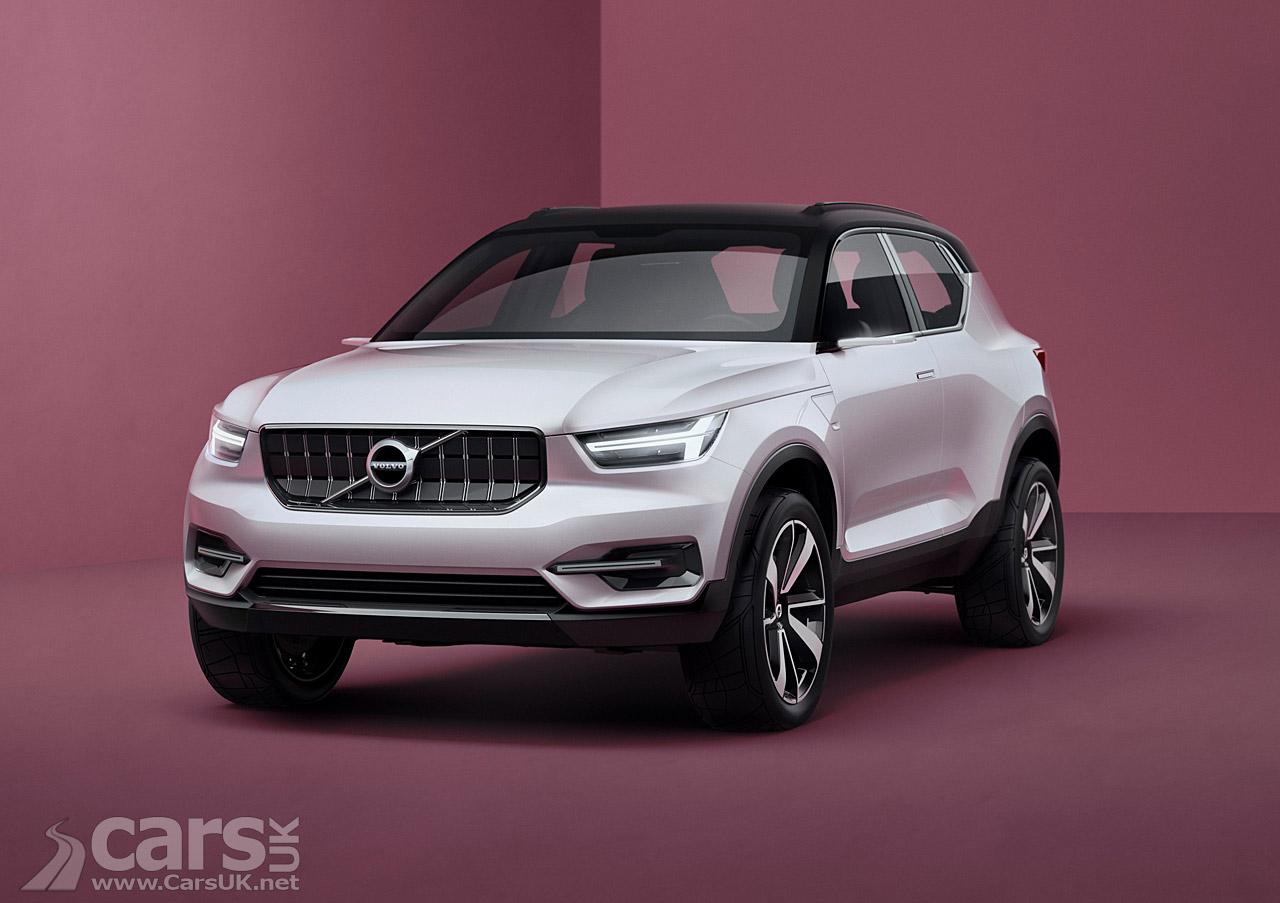 Volvo xc40 hybrid