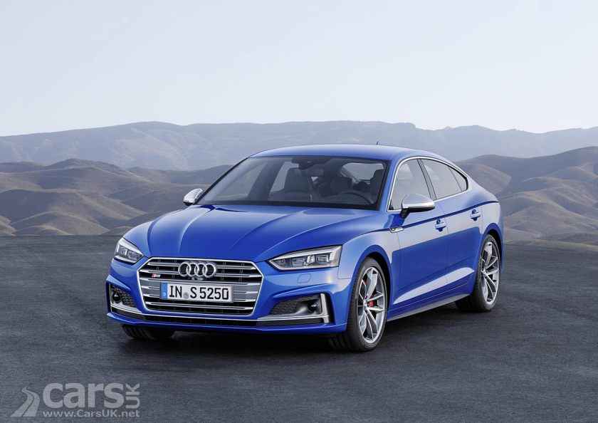 New 2017 Audi A5 Sportback S5 Sportback Revealed But Can You