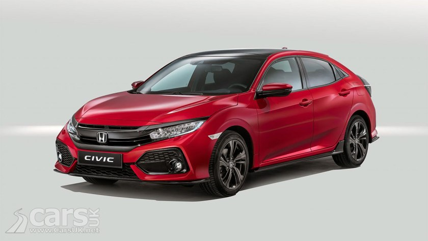 Photo 2017 Honda Civic Hatch