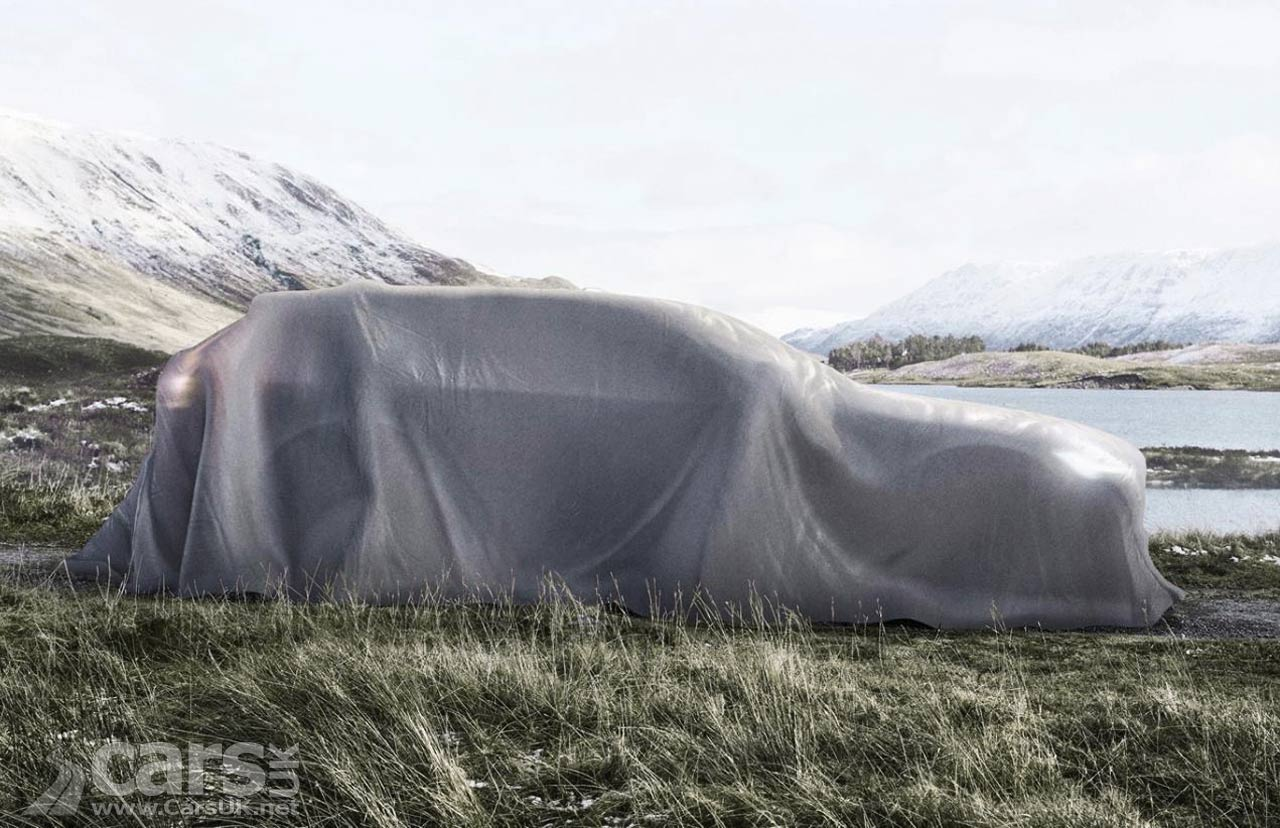 Volvo V90 Cross Country revealed - sort of