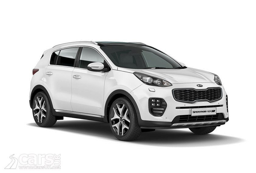 kia sportage gets new models and upgrades for 2017 cars uk. Black Bedroom Furniture Sets. Home Design Ideas