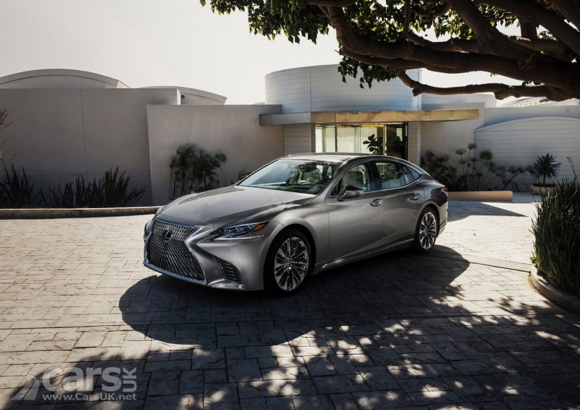Photo 2018 Lexus LS