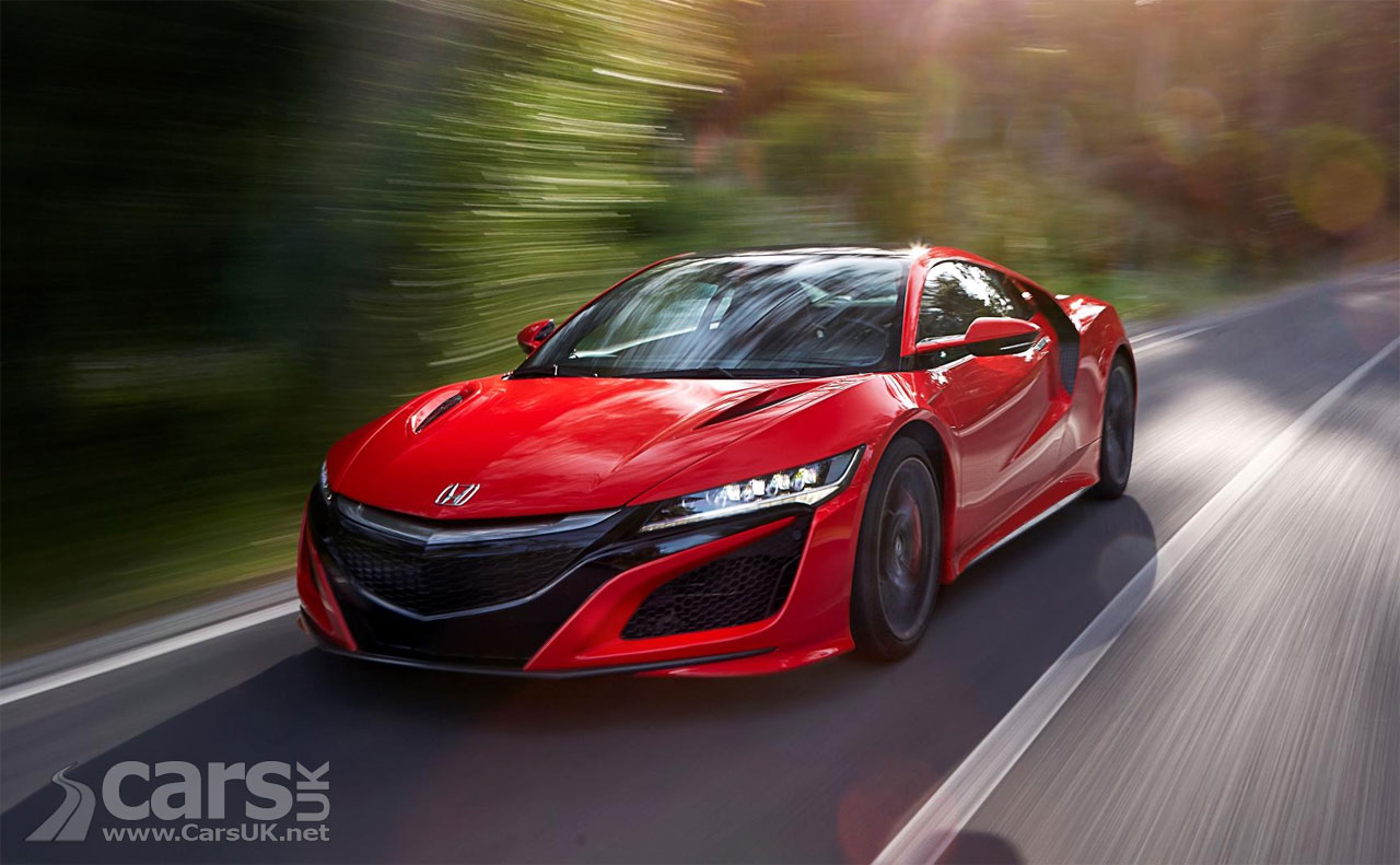 honda nsx gets a second uk approved nsx dealer in london. Black Bedroom Furniture Sets. Home Design Ideas