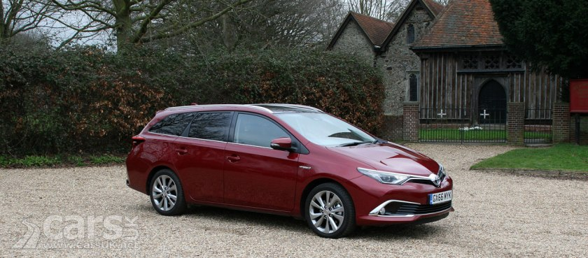 Photo Toyota Auris Excel Touring Sports