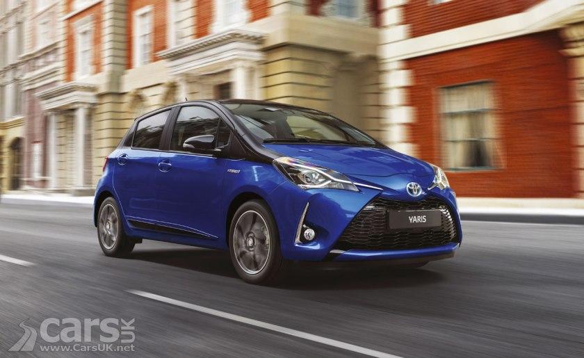 Photo 2017 Toyota Yaris facelift price