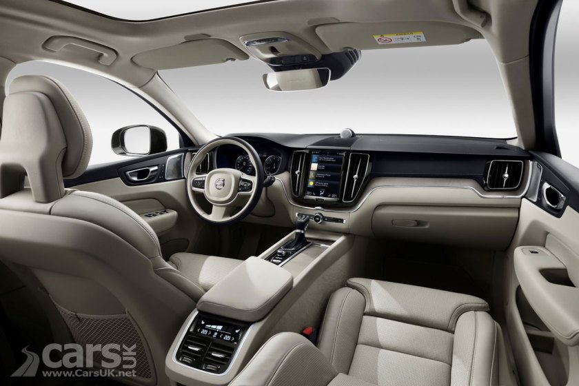 Photo 2017 Volvo XC60 Interior