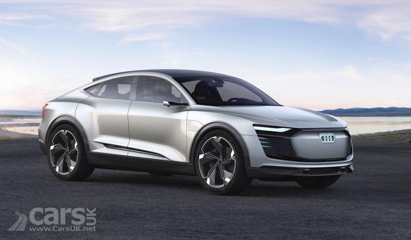 Photo Audi e-tron Sportback