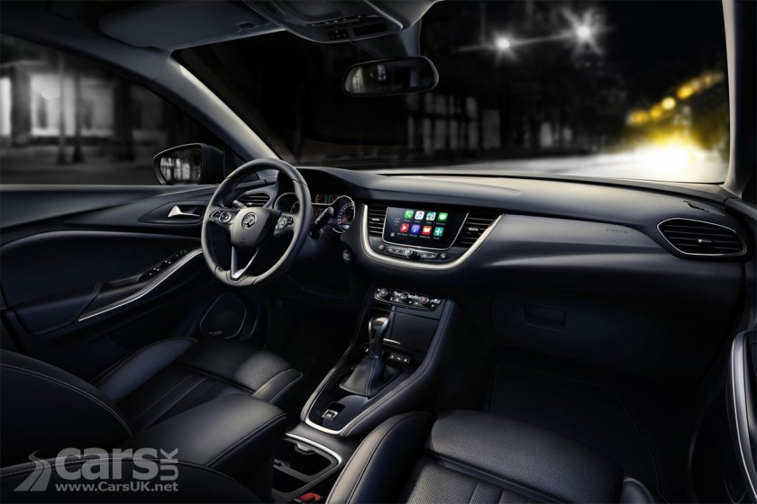 Photo Vauxhall Grandland X SUV Interior
