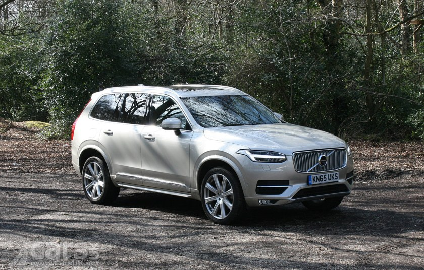 Volvo XC90 made in India - well, bolted together from ...