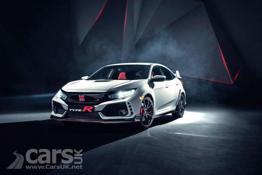 Photo New Honda Civic Type R UK Price