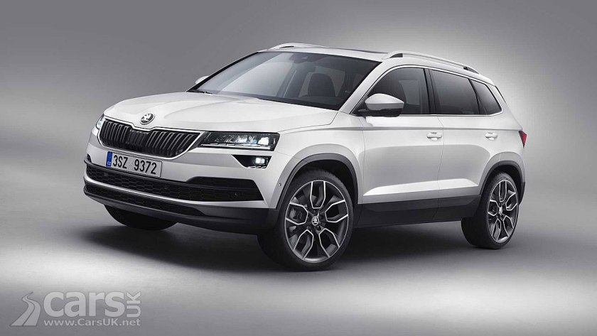 Photo Skoda Karoq SUV