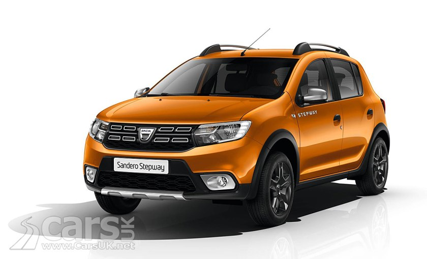 Photo Dacia Sandero Stepway SE Summit