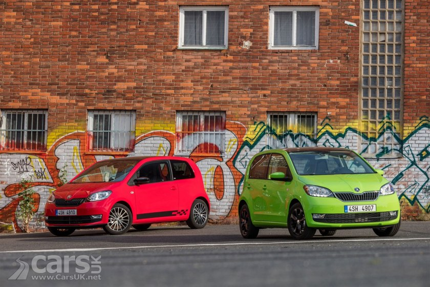 2017 Skoda Citigo Facelift Goes On Sale In The Uk With Prices From