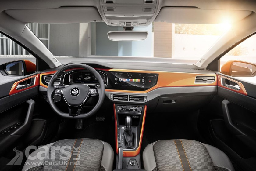 Photo 2018 VW Polo Interior