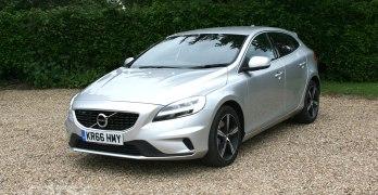 Volvo V40 D3 R-Design Nav Plus Review (2017) – Volvo's outgoing 40 Series reviewed