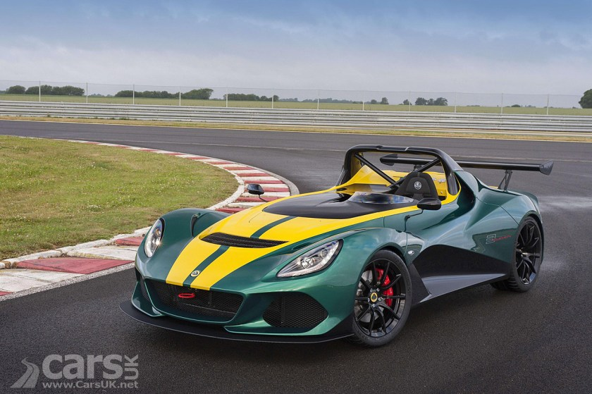 SHOCK NEWS - Lotus makes a PROFIT. Well, sort of.